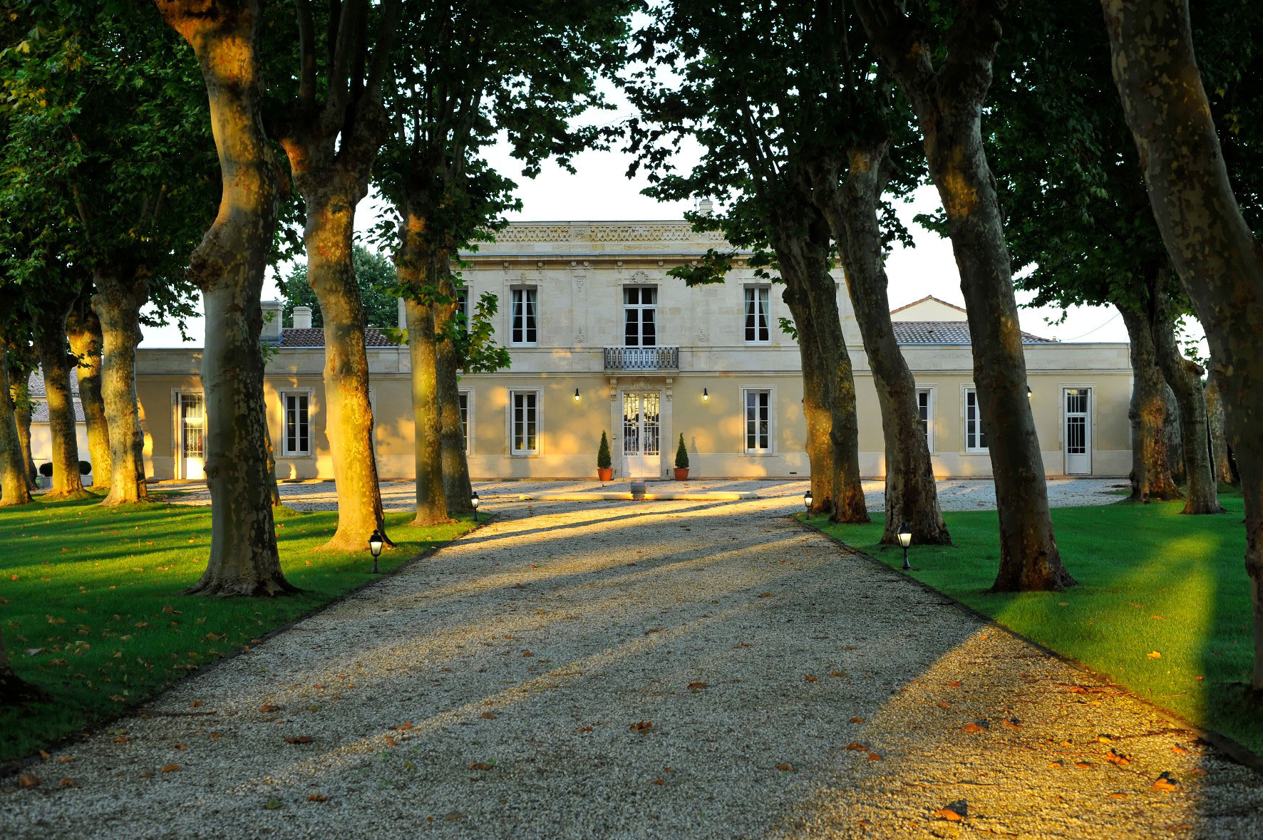 Chateau Haut-Breton Larigaudiere
