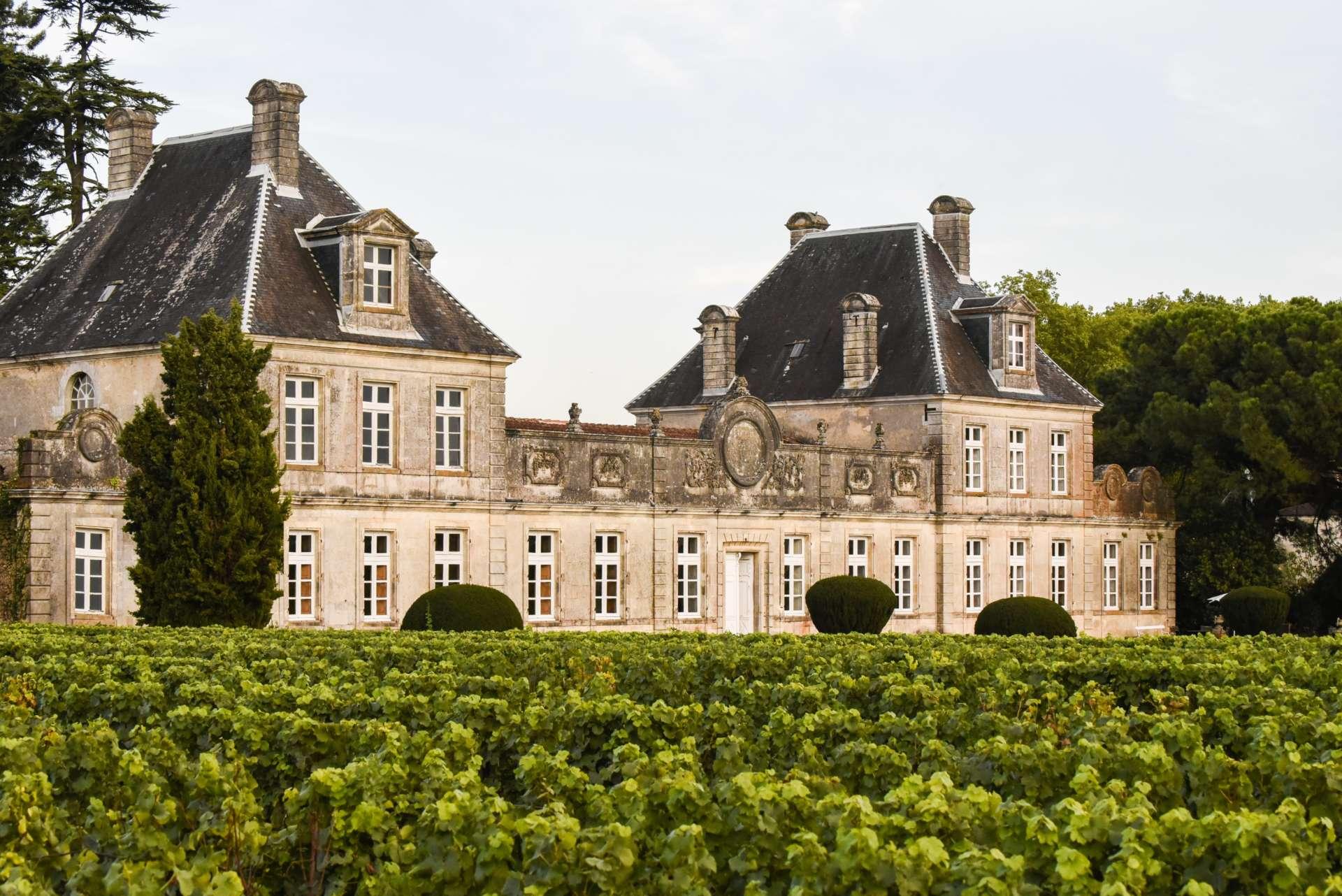 Chateau de Cerons